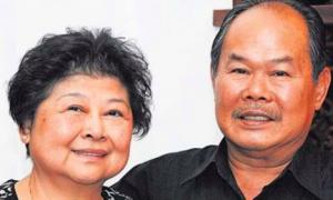 Oma und Opa Huynh
